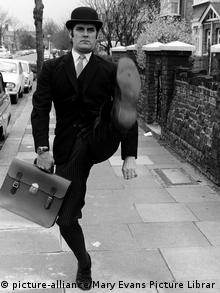 John Cleese's 'Ministry of Silly Walks'