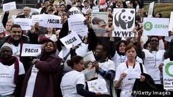 NGOs walk out of the 2013 COP meeting
