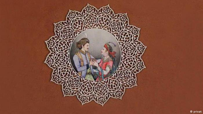 Iran Liebe in Miniaturen (privat)