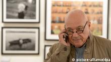 Russland TV Moderator Vladimir Pozner