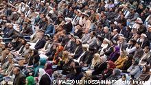 Afghanistan Ratsversammlung Loya Jirga Kabul
