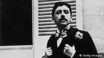 مارسل پروست در سال ۱۹۱۰