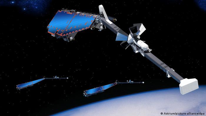 Супутник місії SWARM