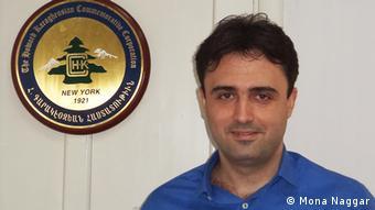 Serop Ohanian ist Direktor der Karagheusian Association in Beirut