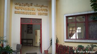 Der Sitz der Karagheusian Association in Beirut