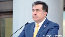 Michail Saakaschwili Ex-Präsident Georgien