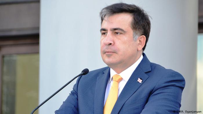 Guvernatorul regiunii Odesa, Mihail Saakașvili