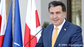 Michail Saakaschwili Ex-Prsident Georgien