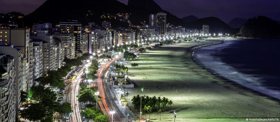 Nenhum lugar do Rio é totalmente seguro, afirmam os sites dos ministérios do Exterior