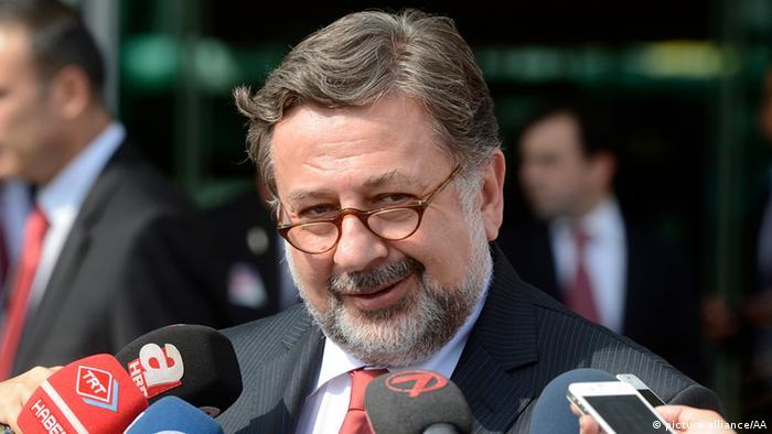 Hüseyin Avni Botsali, der inzwischen ausgewiesene türkischer Botschafter in Kairo (Foto: picture alliance/AA)
