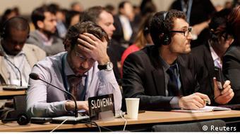 UN Klimakonferenz in Warschau 2013 22.11.2013