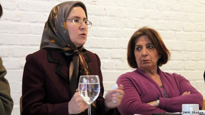 ICAVI Veranstaltung Köln Sedigheh Wasmaghi