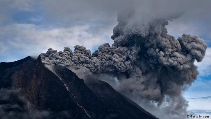 Gunung Sinabung 09.01.2014