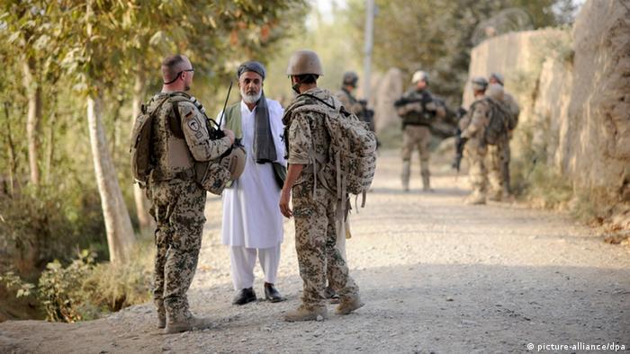 Afghanistan Übersetzer Bundeswehr