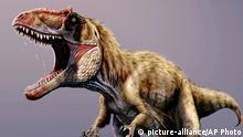 Siats meekerorum Dinosaurier Fund Utah Grafik