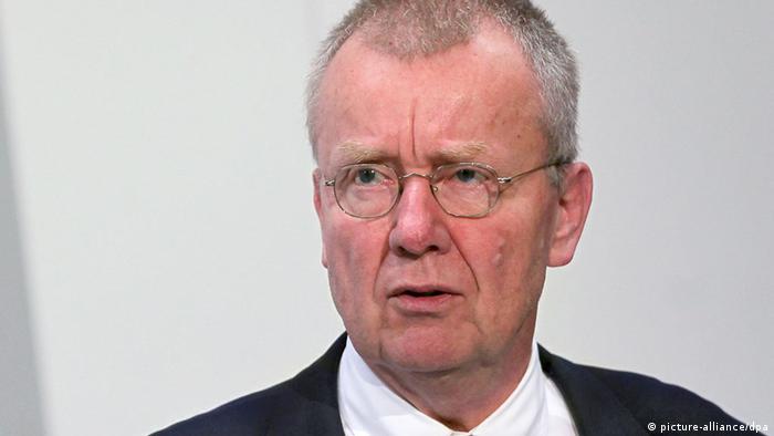 A portrait picture of Ruprecht Polenz