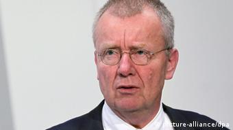 Portrait picture of German special envoy Ruprecht Polenz