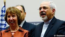 Atomverhandlungen mit Iran in Genf