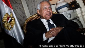 Ägyptens Übergangs-Regierungschef Hasem Beblawi (Foto: AFP/Getty Images)