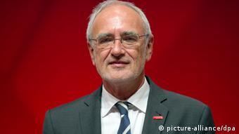 Detlef Wetzel chairman of IG Metall