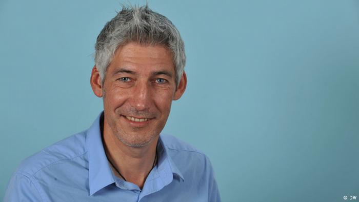 Deutsche Welle Robert Mudge