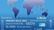 Symbolbild Internationale Presseschau p178
