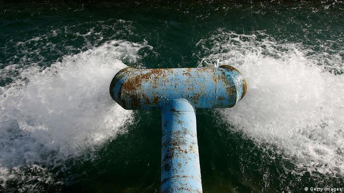 Symbolbild - Wasserquelle