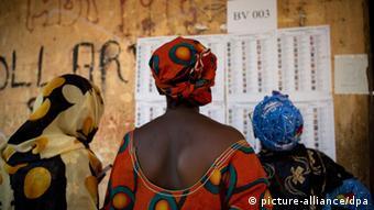 Wahlen in Mali 2013