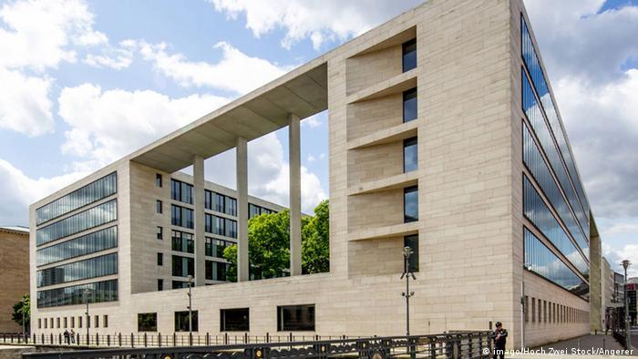 Здание МИДа в Берлине