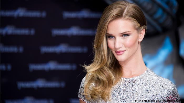 Bildergalerie Supermodels Rosie Huntington-Whiteley (John Macdougall/AFP/Getty Images))