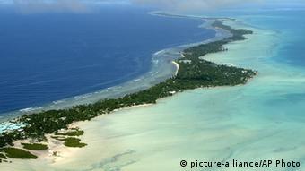 Kiribati Symbolbild Klimaflüchtling