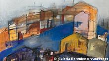 "Ausstellung ""Gisela Eichbaum – Canções sem Palavras"", Galerie Berenice Arvani in São Paulo. Cidades Misteriosas - Teodora, 1958 Credits: Galeria Berenice Arvani/Press"