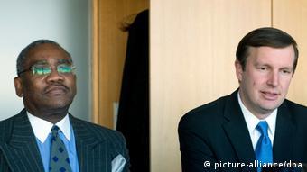 Christopher Murphy und Gregory Meeks (Foto: Mdpa)
