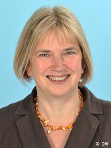 Adelheid Feilcke Leiterin der HA Kultur Porträt DW (DW)