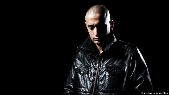 Rapper Haftbefehl aka Aykut Anhan (picture-alliance/dpa)
