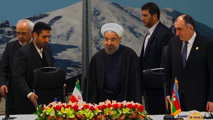حسن روحانی در جلسه سازمان اقتصادی منطقهای (اکو) در تهران