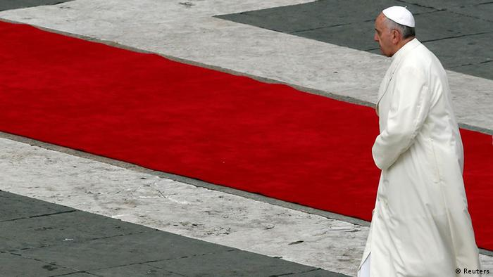 Papst Franziskus 24. November 2013