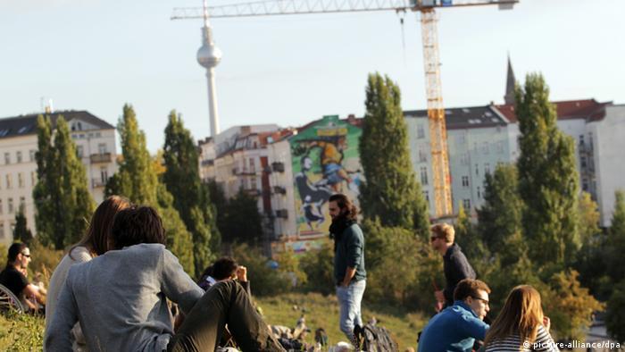 Берлин - лучший город для жизни молодежи