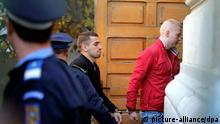 Kunstdiebstahl Rotterdam Niederlande Rumänien Gericht
