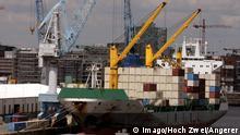 Symbolbild Wirtschaftsbeziehungen Iran Deutschland