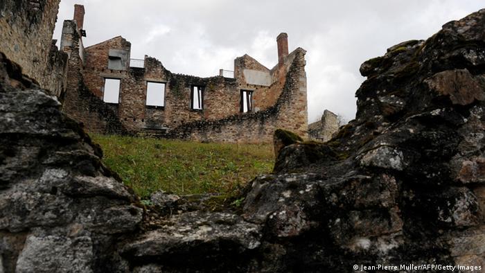 Ruínas de Oradour-sur-Glane