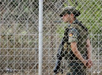 Ein Zaun gegen die Armut: Grenzanlage von Melilla