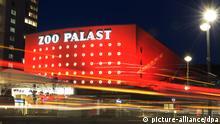 Berlin Kino Zoo Palast vor der Wiedereröffnung