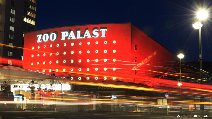 Das Kino Zoo Palast in Berlin