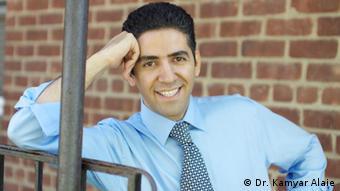دکتر کامران علایی درباره ایدز در ایران هم تحقیق کرده است