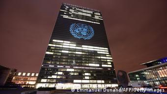 UN Hauptquartier New York Gebäude
