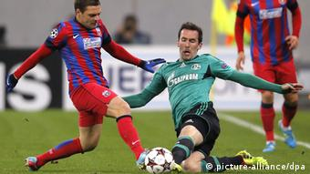 Champions League Steaua Bukarest FC Schalke 04