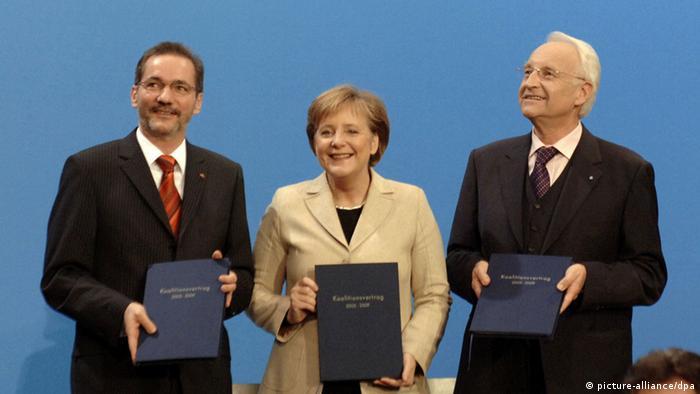 2005 grand coalition
