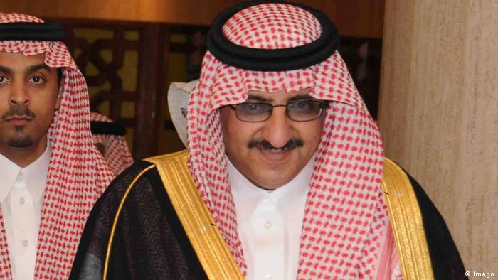 Mohammed bin Naif (Imago)