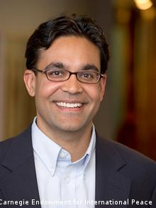 Milan Vaishnav, associate at the South Asia program of the Carnegie Endowment for International Peace. Copyright: Carnegie Endowment for International Peace.